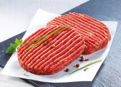Steaks hachés bio (lot de 2)